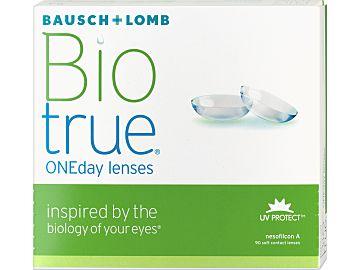Biotrue ONEday 90er Box von Bausch & Lomb