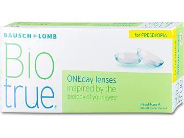 Biotrue ONEday for Presbyopia 30er Box von Bausch & Lomb