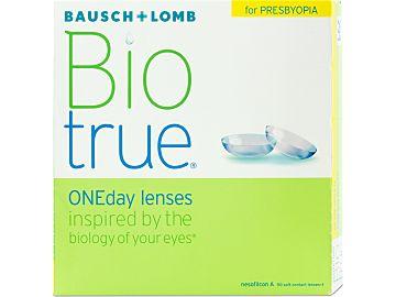 Biotrue ONEday for Presbyopia 90er Box von Bausch & Lomb