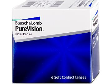 PureVision 6er Box, BC 8,3 von Bausch & Lomb