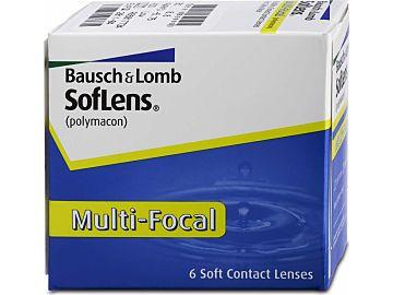 SofLens Multi-Focal 6er Box, BC 8,8 von Bausch & Lomb