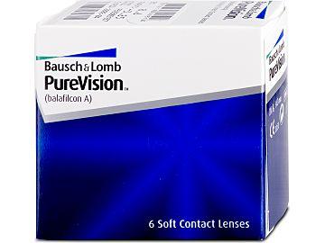 PureVision 6er Box, BC 8,6 von Bausch & Lomb
