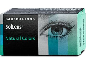 SofLens Natural Colors 2er Box von Bausch & Lomb
