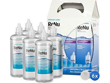 ReNu MPS Sensitive Eyes 6er Pack von Bausch & Lomb