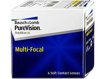 PureVision Multi-Focal 6er Box von Bausch & Lomb