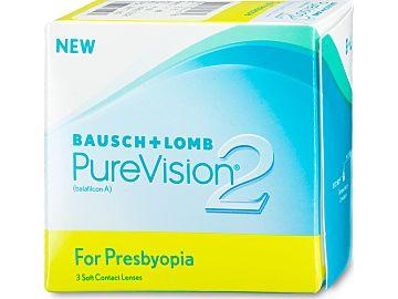 PureVision 2 HD for Presbyopia 3er Box von Bausch & Lomb
