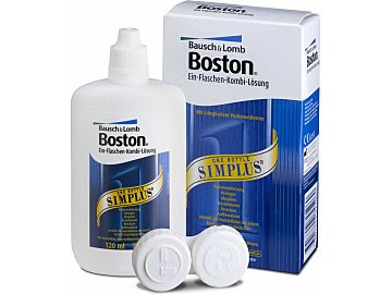 Boston Simplus All in One von Bausch & Lomb