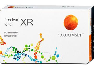 Proclear toric XR 6er Box, BC 8,4 von Cooper Vision