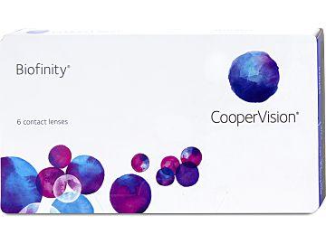 Biofinity 6er Box von Cooper Vision