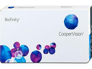 Biofinity 3er Box von Cooper Vision