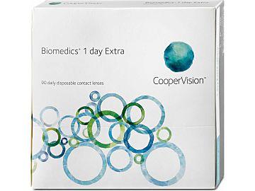 Biomedics 1day Extra 90er Box von Cooper Vision