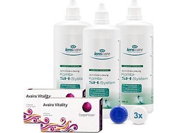 Avaira Vitality Kombi-SH-System 3er Set von Cooper Vision