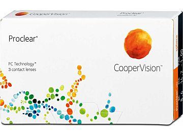 Proclear 3er Box von Cooper Vision