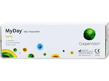 MyDay Toric 30er Box von Cooper Vision