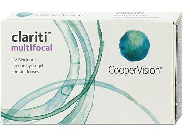 clariti multifocal 3er Box von Cooper Vision