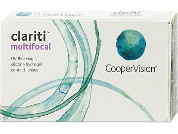 clariti multifocal 6er Box von Cooper Vision