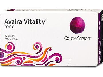 Avaira Vitality toric 6er Box von Cooper Vision