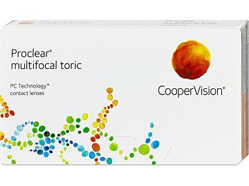 Proclear multifocal toric 6er Box von Cooper Vision