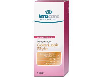 ColorLook Style Monatslinsen 1er Box von Lenscare