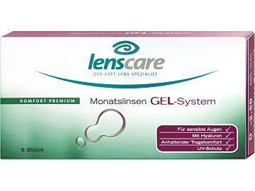 GEL-System Monatslinsen 6er Box von Lenscare