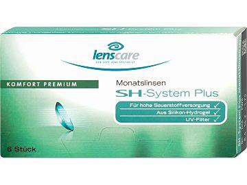 SH-System Plus Monatslinsen 6er Box von Lenscare