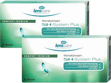 Lenscare SH-System Plus Monatslinsen