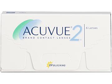 ACUVUE 2 6er Box, BC 8,3 von Johnson & Johnson