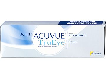 1-Day ACUVUE TruEye 30er Box, BC 8,5 von Johnson & Johnson