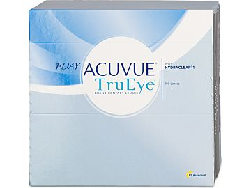 1-Day ACUVUE TruEye 180er Box, BC 8,5 von Johnson & Johnson