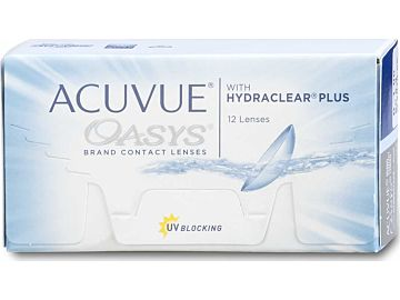 ACUVUE OASYS 12er Box von Johnson & Johnson