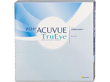1-Day ACUVUE TruEye 90er Box, BC 9,0 von Johnson & Johnson