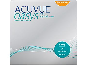 ACUVUE OASYS 1-Day for Astigmatism 90er Box von Johnson & Johnson