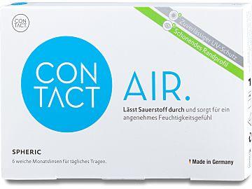 Contact air 6er Box, BC 8,8 von Wöhlk