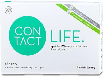 Contact life 6er Box, BC 8,6 von Wöhlk