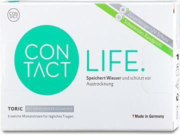 Contact life toric 6er Box, BC 8,6 von Wöhlk
