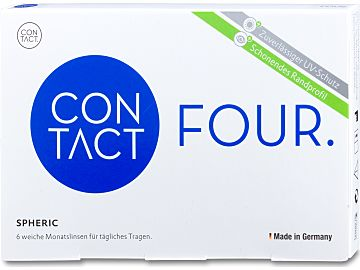 Contact four 6er Box, BC 8,8 von Wöhlk