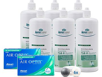AIR OPTIX ASTIGMATISM Kombi-SH-System Set von Alcon