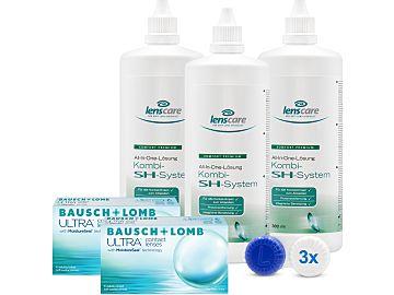 ULTRA Kombi-SH-System 3er Set von Bausch & Lomb