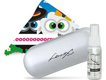 Zubehör-Set Mäggy & Carlos für Brillen von Lennox Eyewear