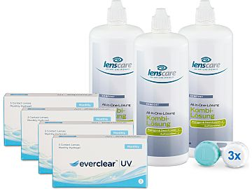 everclear UV 3er Set von everclear
