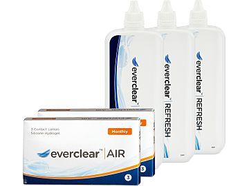 everclear AIR mit everclear REFRESH im 3er Set von