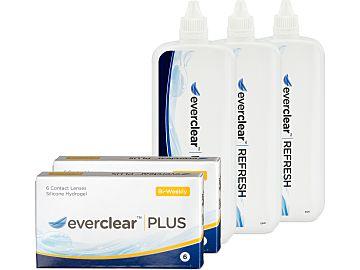everclear PLUS mit everclear REFRESH im 3er Set von everclear