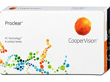 Proclear 6er Box von Cooper Vision