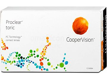Proclear toric 6er Box von Cooper Vision