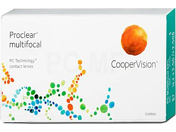 Proclear multifocal 6er Box von Cooper Vision