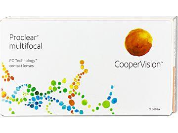 Proclear multifocal 3er Box von Cooper Vision