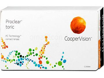 Proclear toric 6er Box, BC 8,4 von Cooper Vision