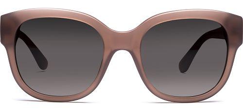 Jellie 5521 matt rosa/braun/transparent von Lennox Eyewear