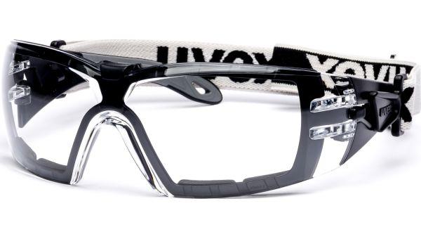 pheos guard schmal 9192.680 schwarz/grau von Uvex Arbeitsschutz