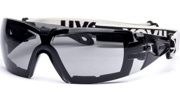 pheos guard schmal 9192.681 schwarz/grau von Uvex Arbeitsschutz